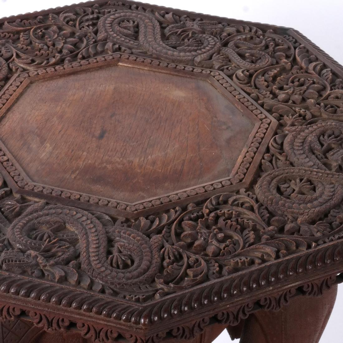 Syrian-Moroccan Camel-Form Table - 3