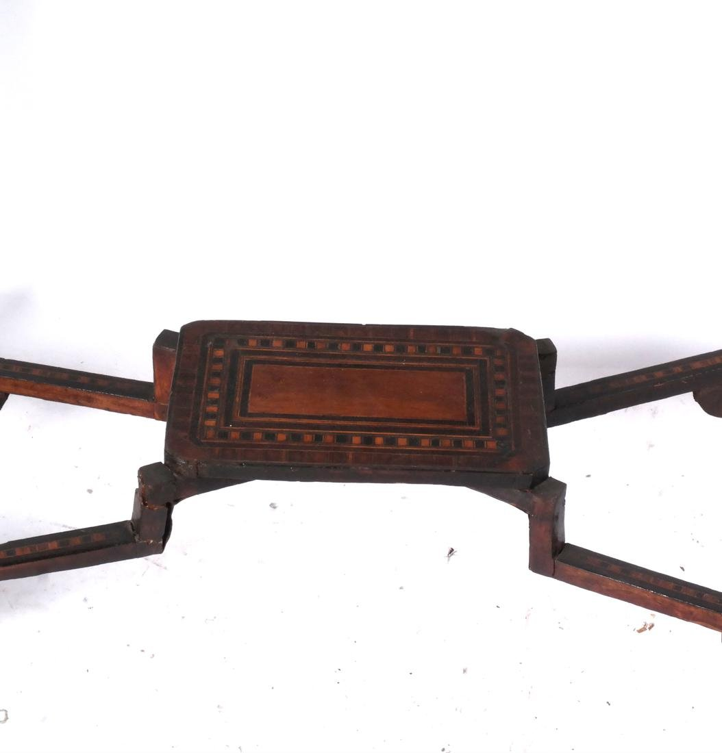 Antique Moroccan-Syrian Games Table - 3