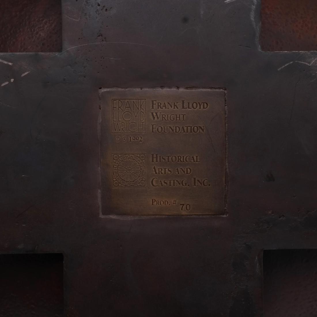 Frank Lloyd Wright Collection Urn - 4