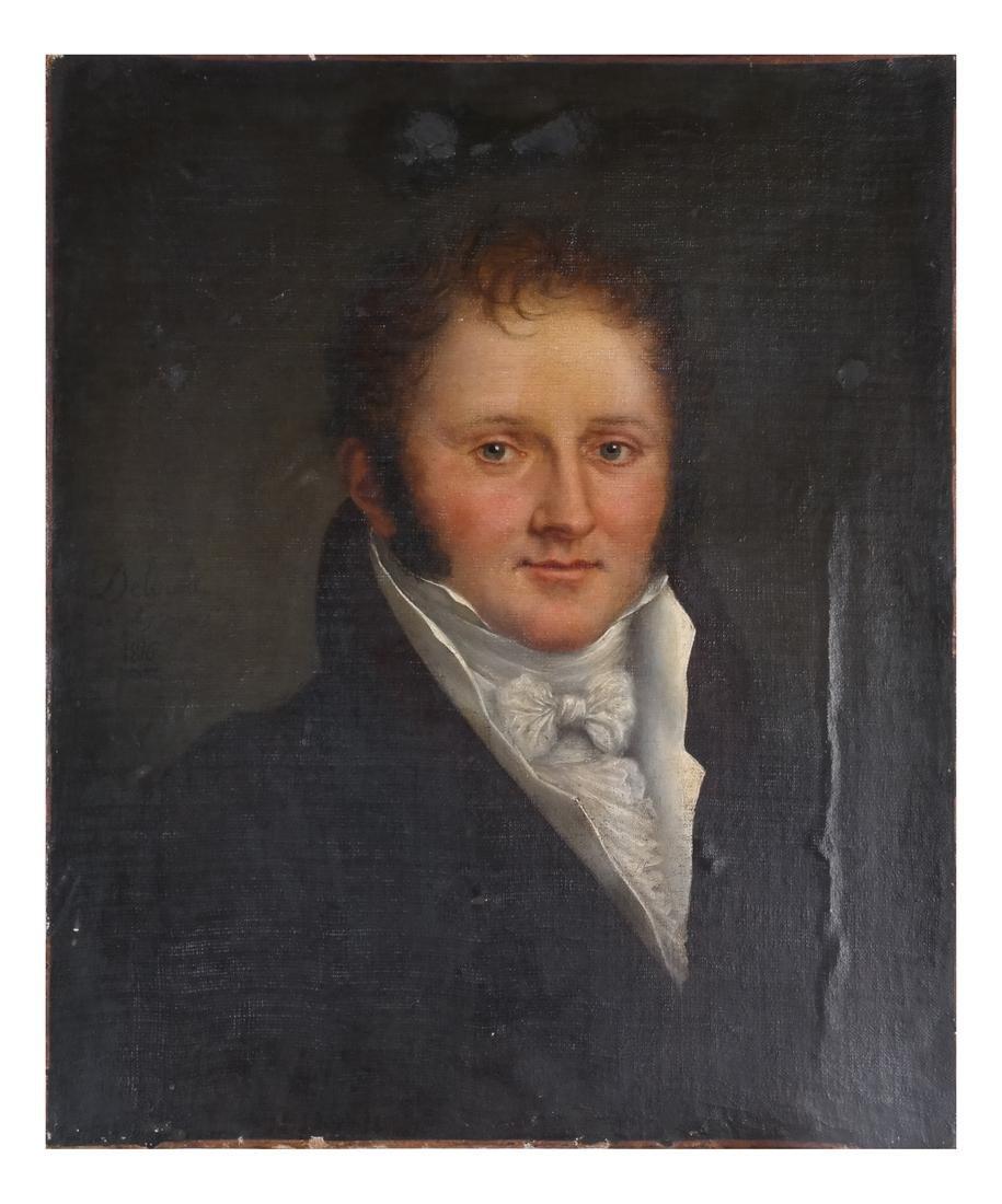 Manner of Pierre Claude: Francois Delorme Portrait - 2