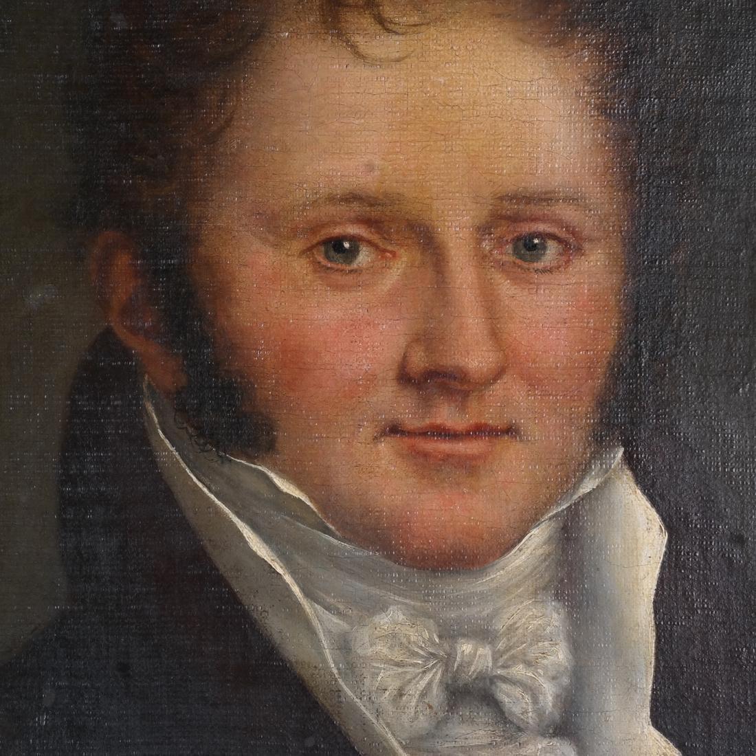 Manner of Pierre Claude: Francois Delorme Portrait - 3