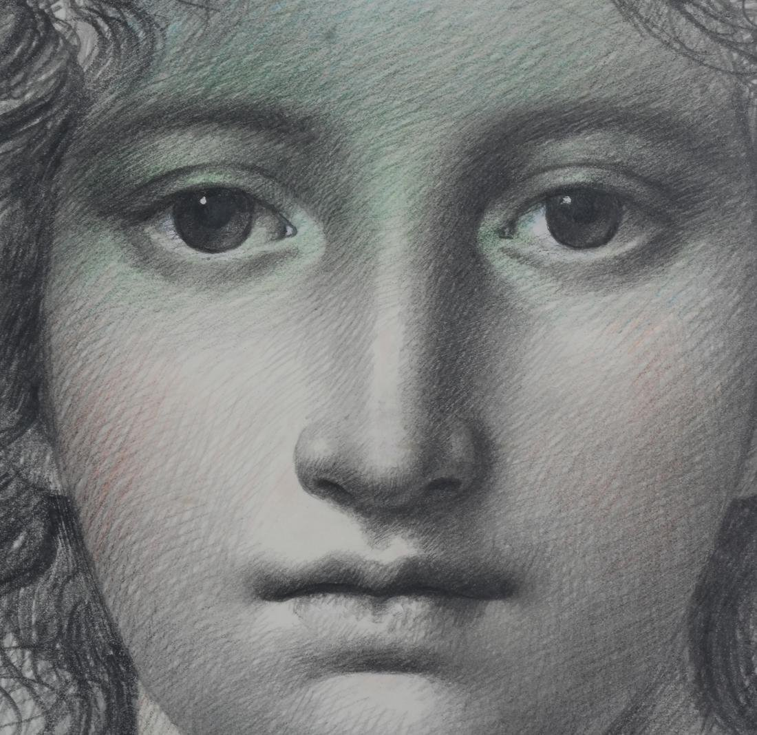 Carlo Maria Mariani: Allegorical Portrait - 3