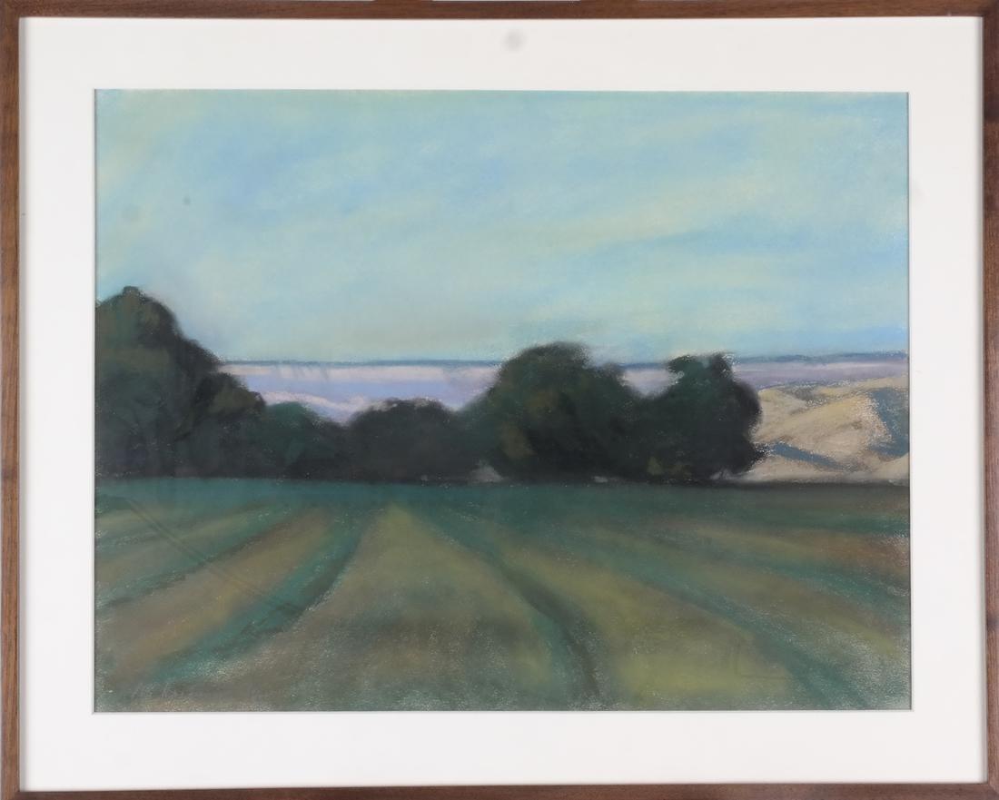 Landscape Painting - Dunes - 2