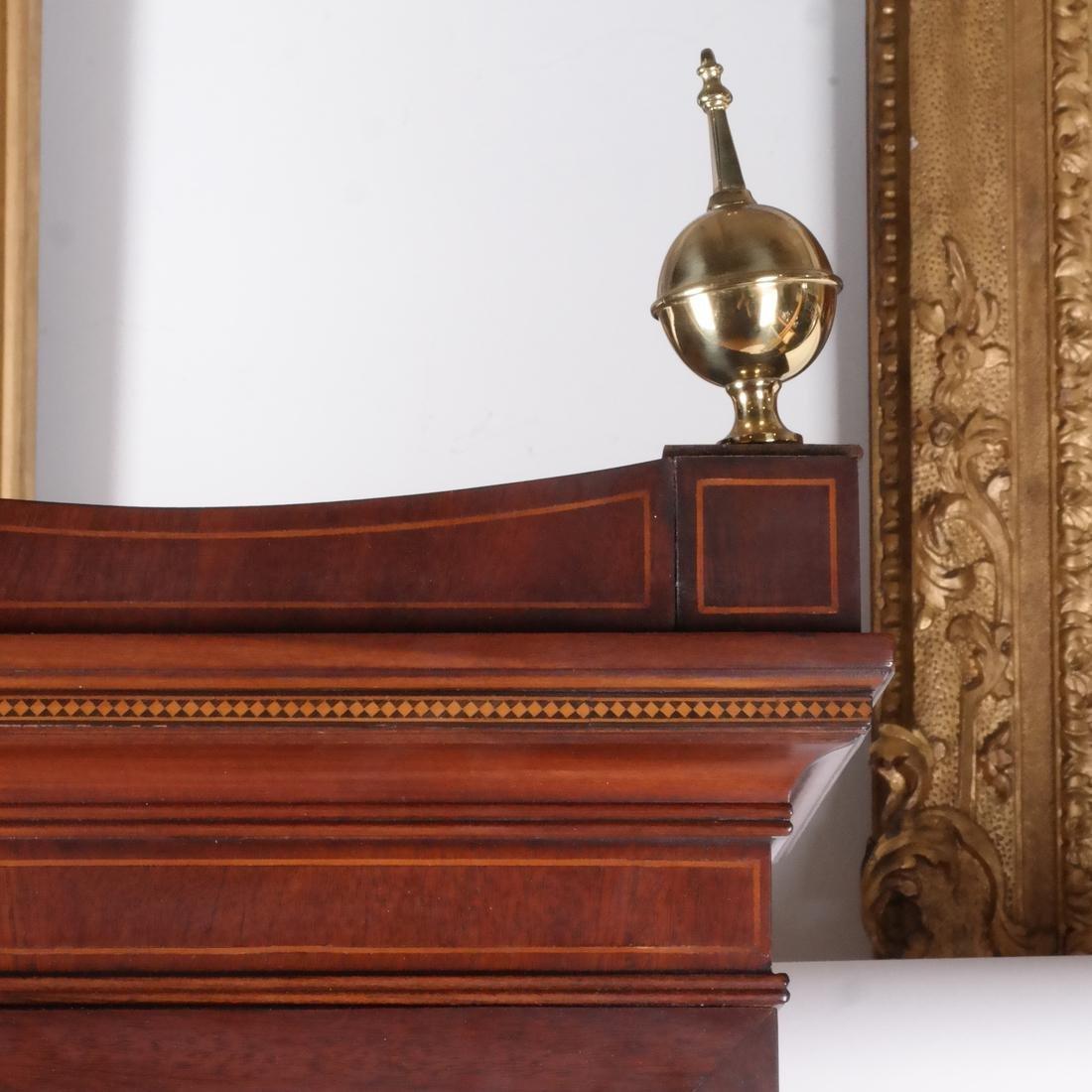 American Cylinder Roll Secretary/Bookcase - 3