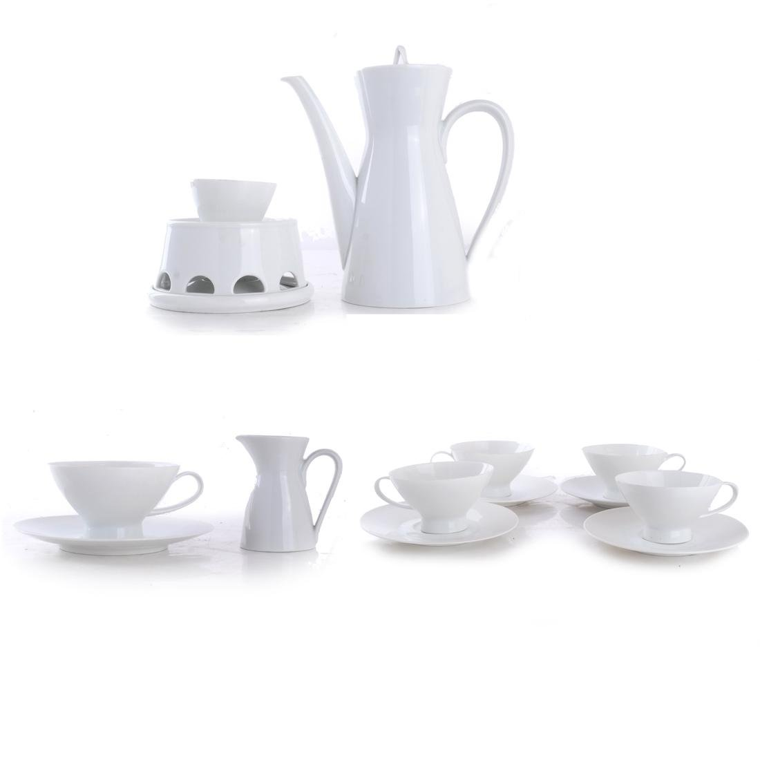 Raymond Lowery Design for Rosenthal, 15 Pieces
