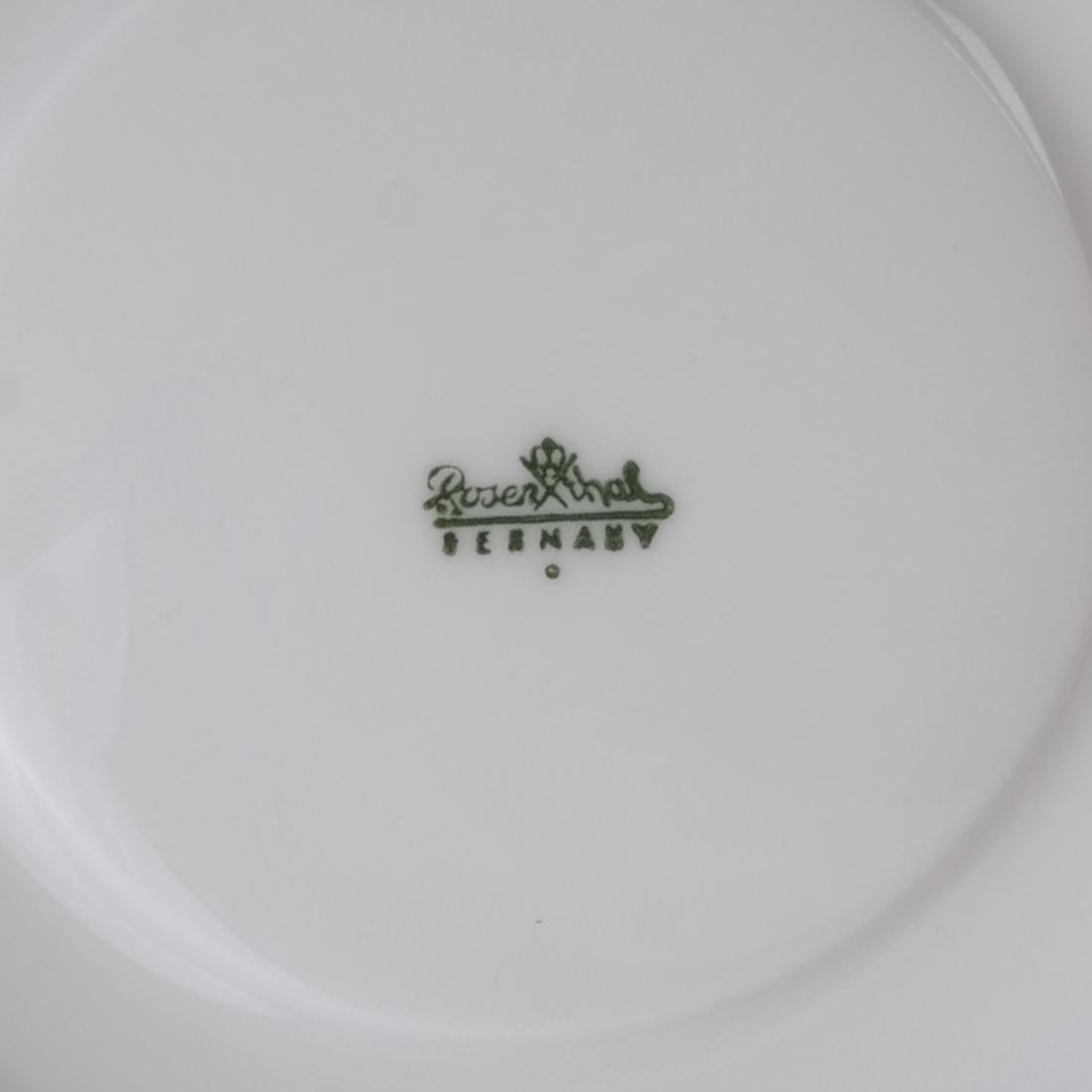 Raymond Lowery Design for Rosenthal, 15 Pieces - 5