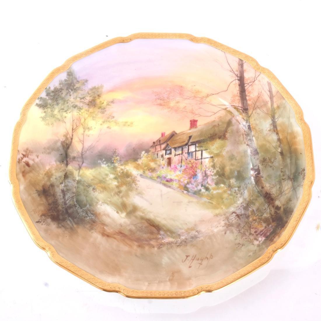 Meissen, Royal Doulton Cabinet Plates - 4