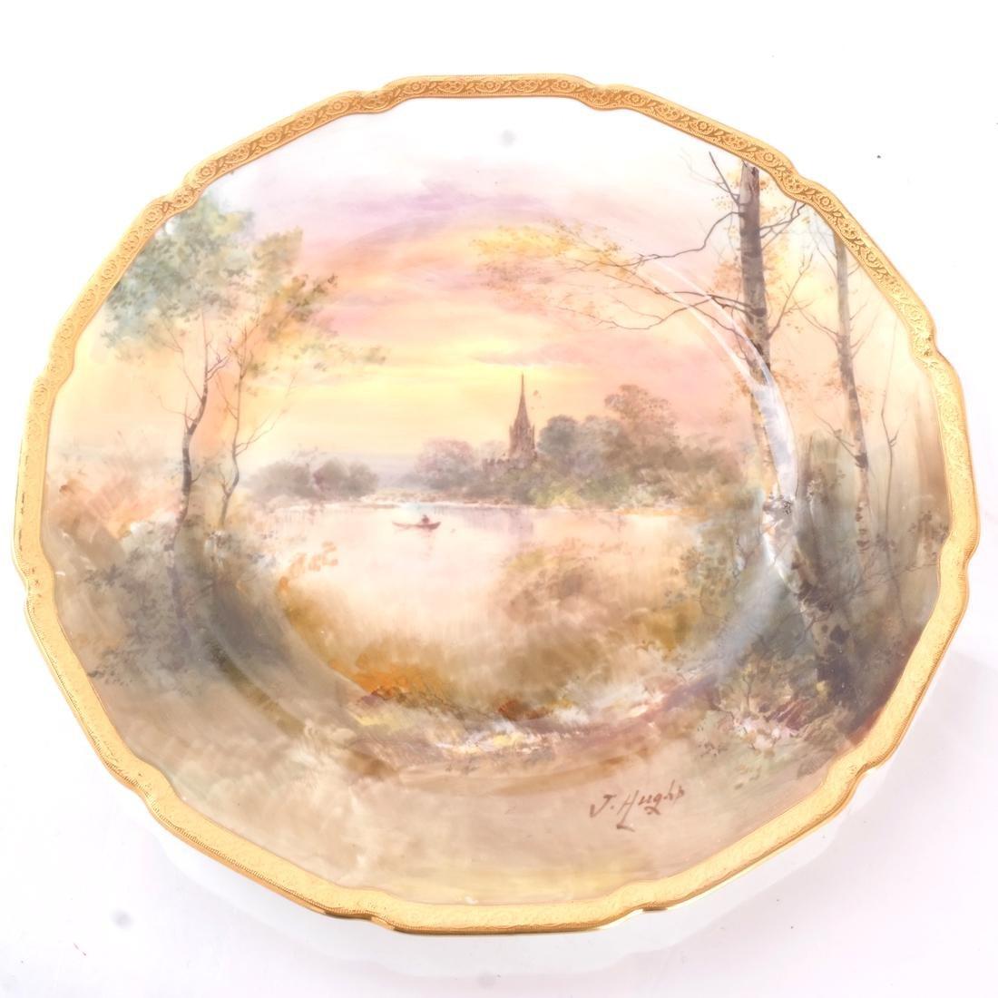 Meissen, Royal Doulton Cabinet Plates - 6