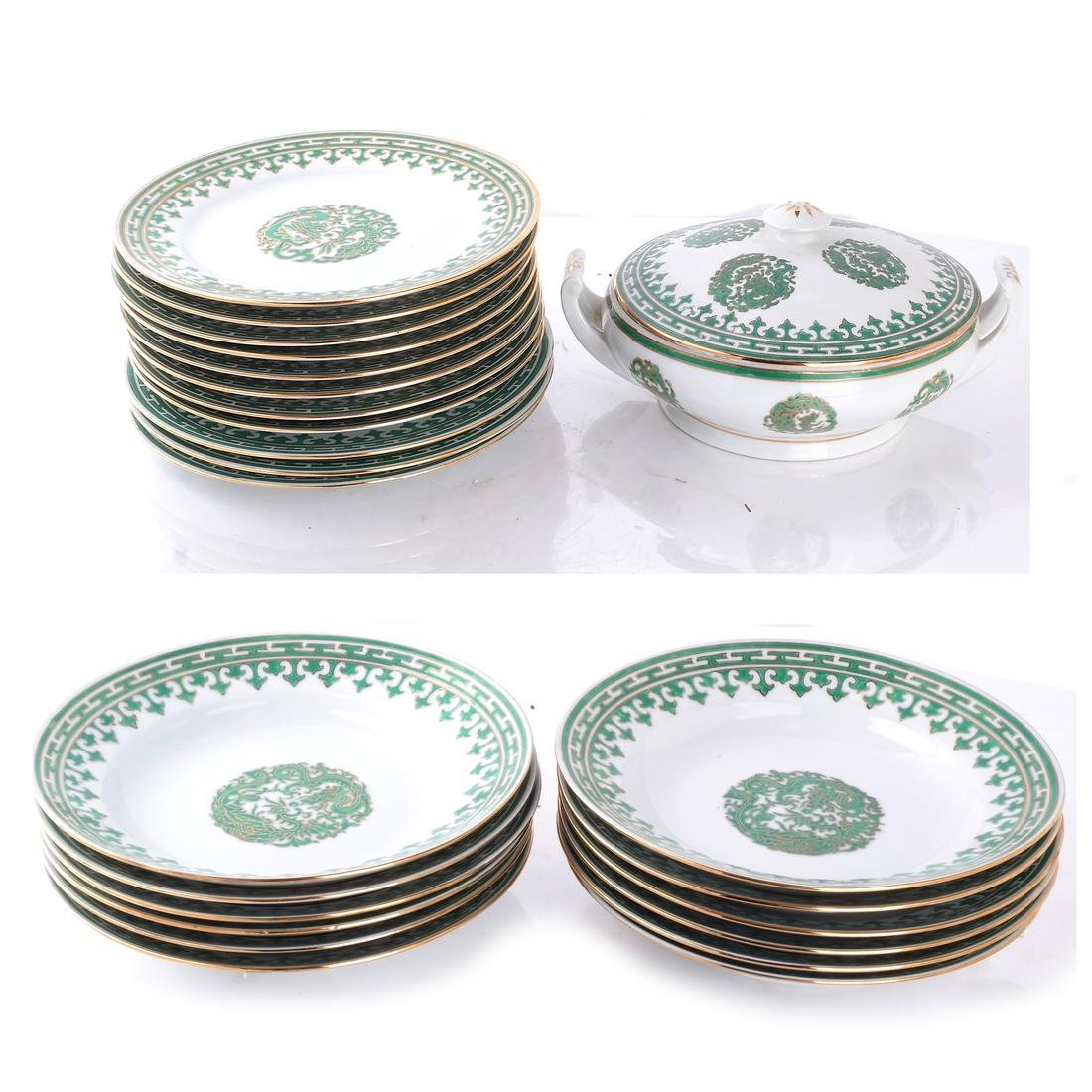 Royal Japan Hong Kong Dinnerware