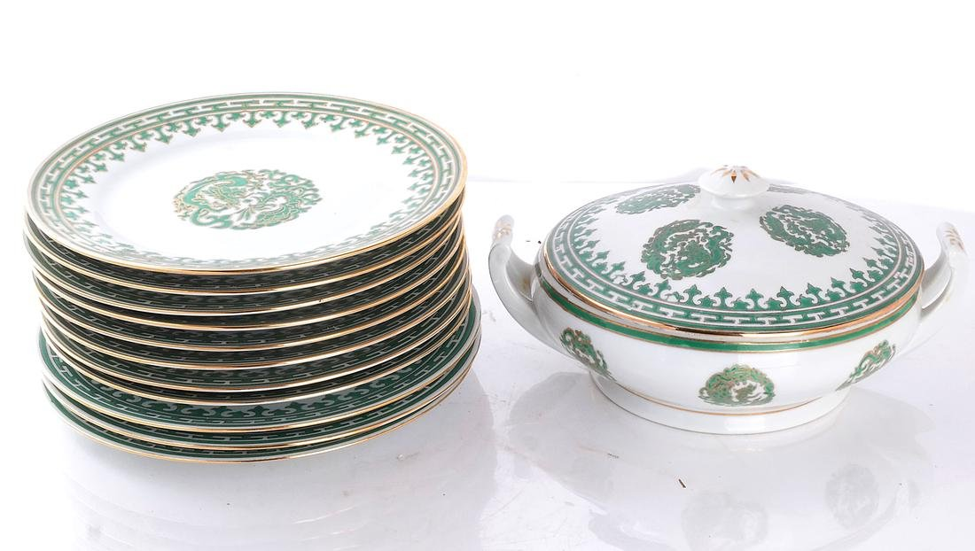 Royal Japan Hong Kong Dinnerware - 4