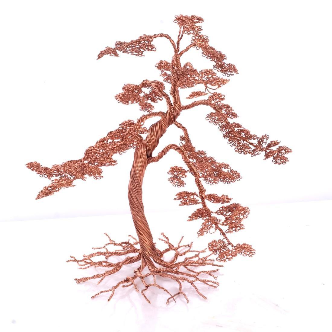 Hudson River Valley Outsider Art: Copper Tree