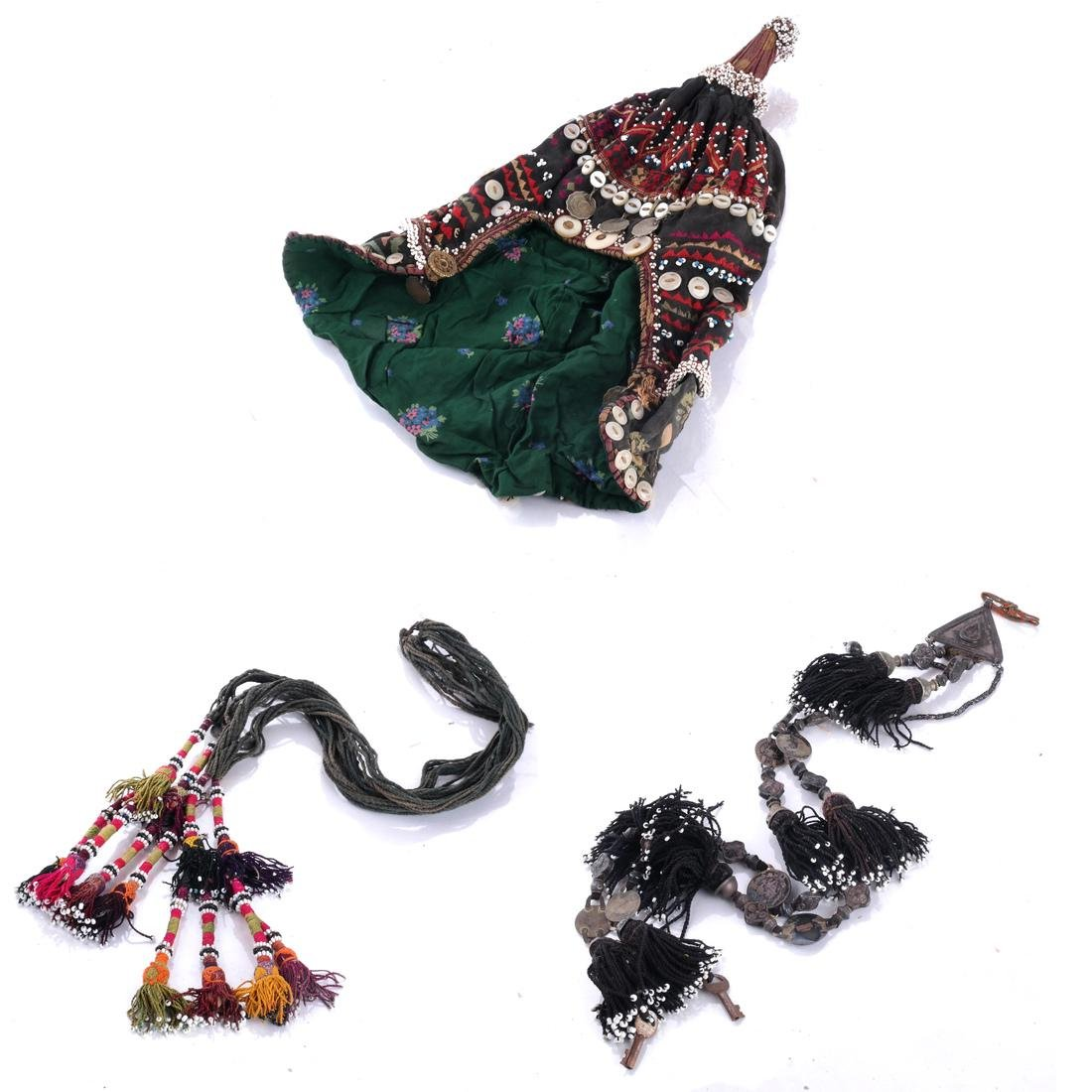 Asian, Tibetan Jewelry and Accessories - 6