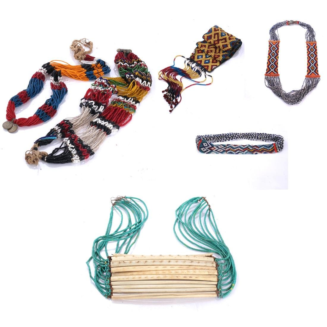 Asian, Tribal Necklaces and Accessories