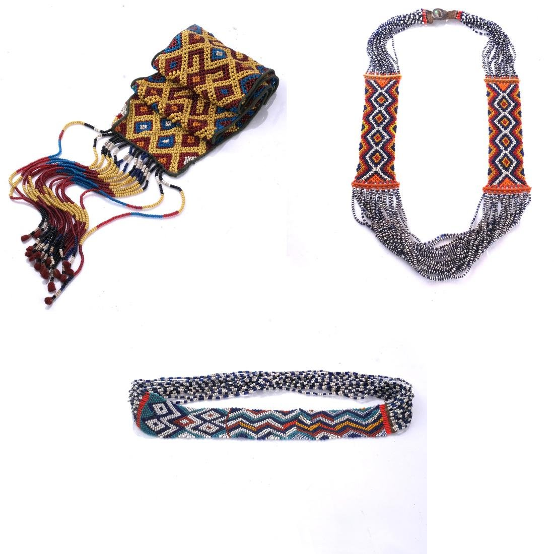 Asian, Tribal Necklaces and Accessories - 7