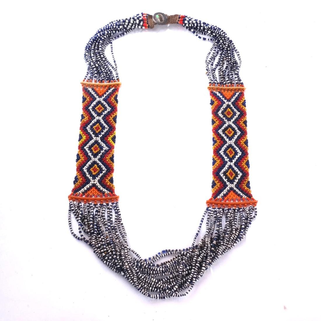 Asian, Tribal Necklaces and Accessories - 9