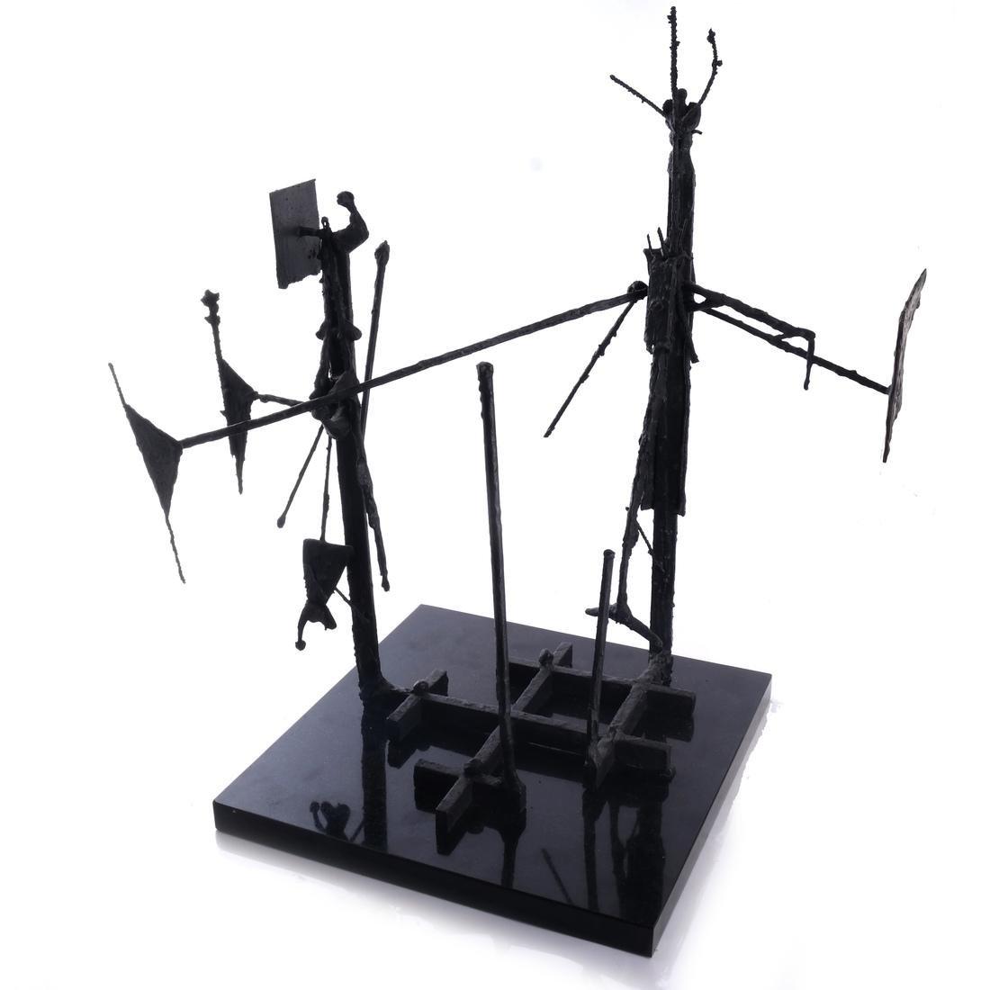 "Roberto Mata ""Crucifixion"", 1958 - 10"