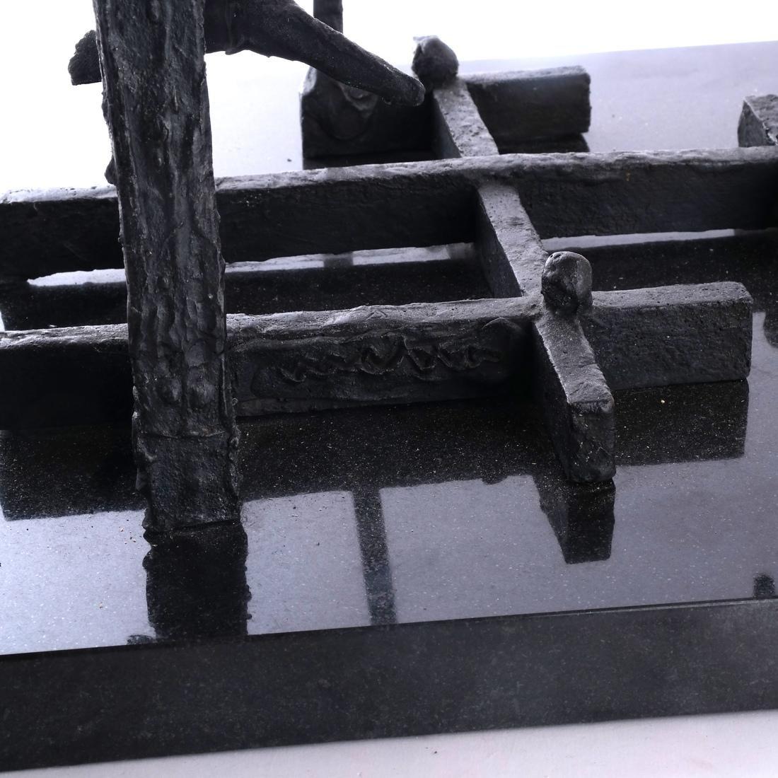 "Roberto Mata ""Crucifixion"", 1958 - 2"