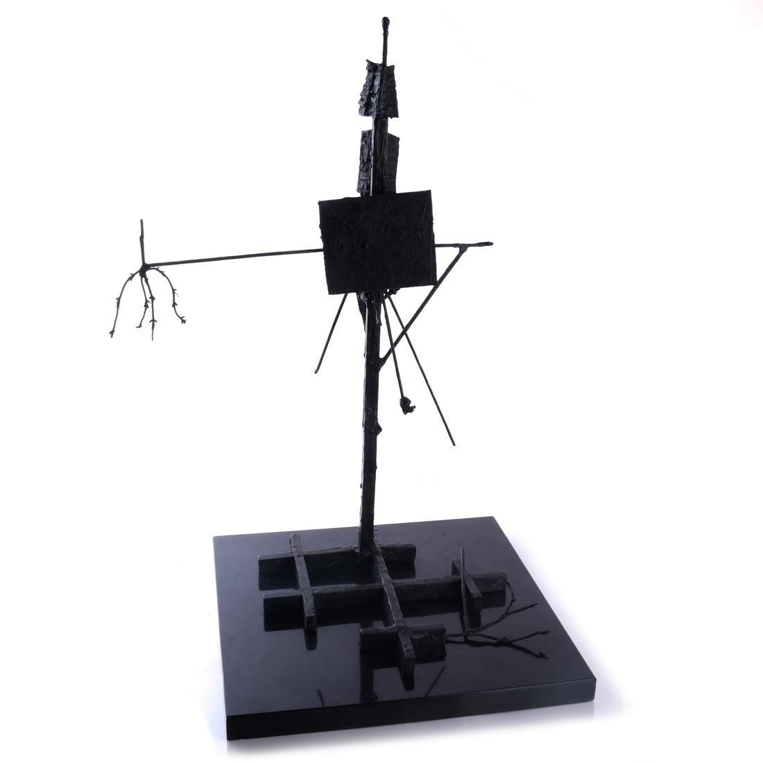 "Roberto Mata ""Crucifixion"", 1958 - 3"