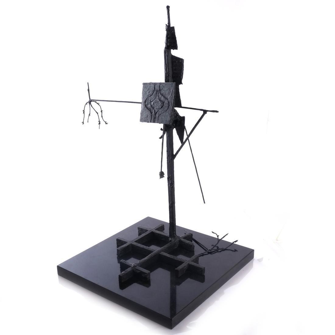 "Roberto Mata ""Crucifixion"", 1958 - 5"