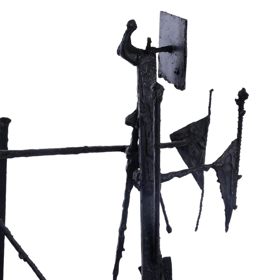 "Roberto Mata ""Crucifixion"", 1958 - 8"