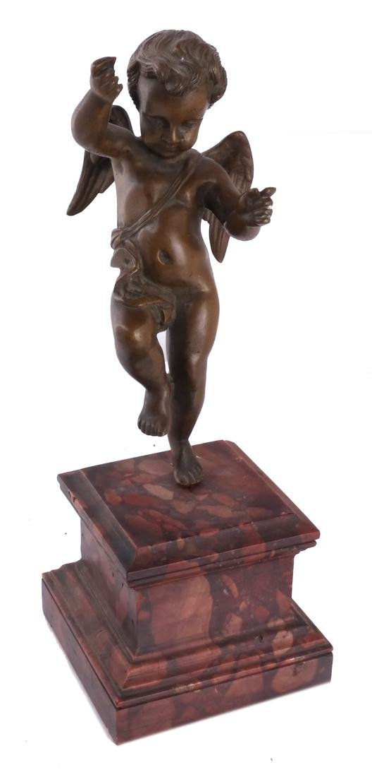 Dancing Putti, Bronze, German 17th Century