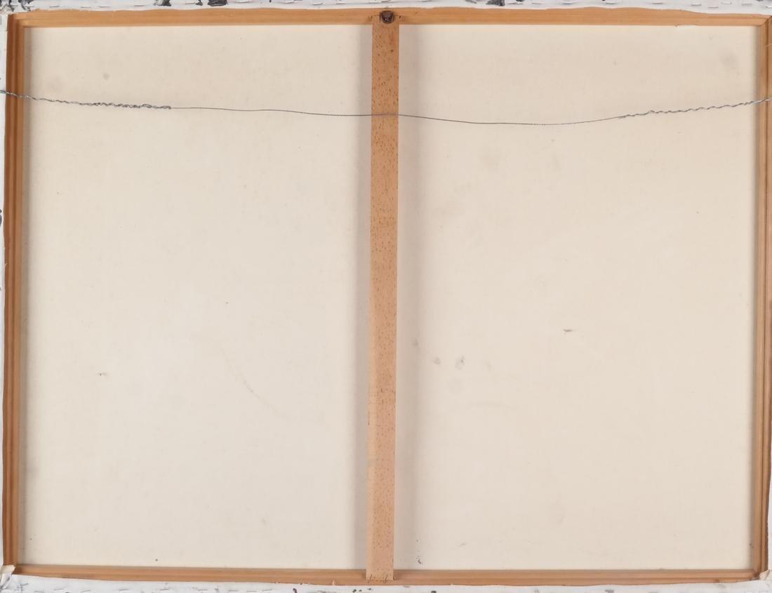 Ann Zuckerman: Abstract Oil on Canvas - 5