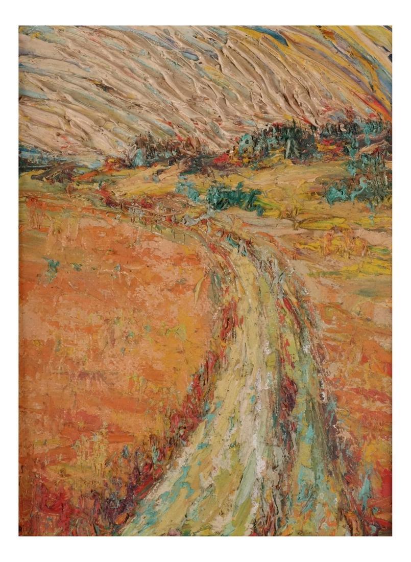 Lester Marcus: Landscape, Acrylic - 2