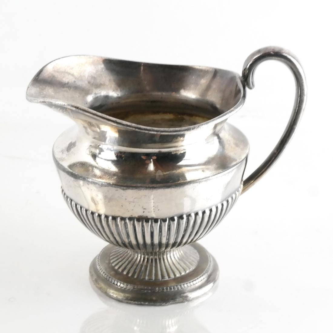 James Dixon & Sons, Silver Plate Tea Service - 6