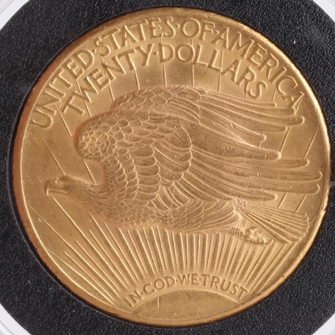 1926 $20 Gold Saint Gaudens, MS 63 - 2