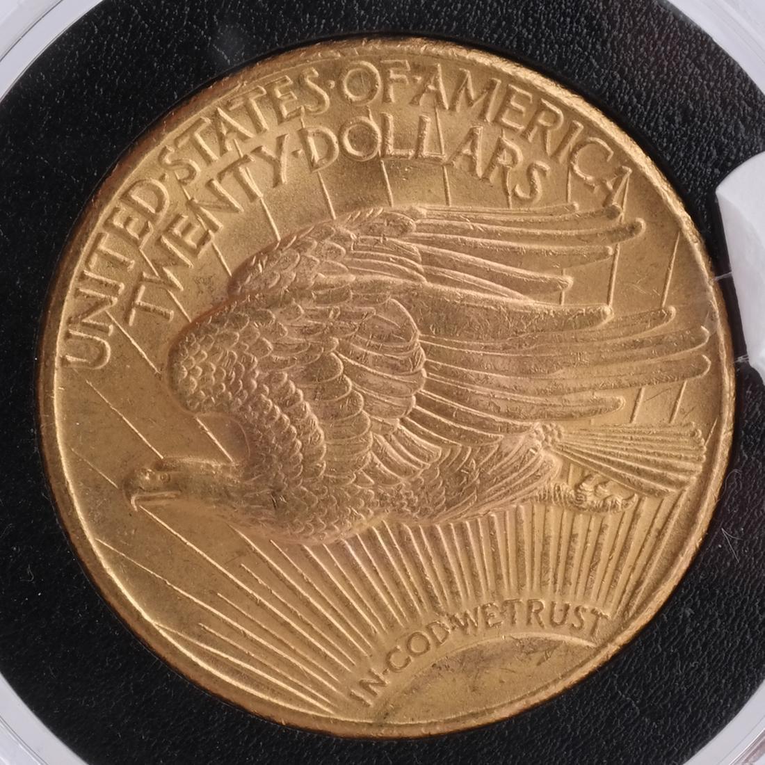 1926 $20 Gold Saint Gaudens, MS 65 - 2
