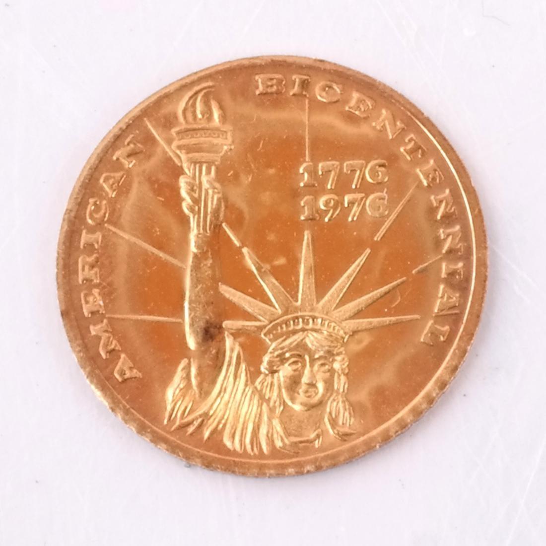 1999 Gold Eagle, Bicentennial, Kennedy - 2