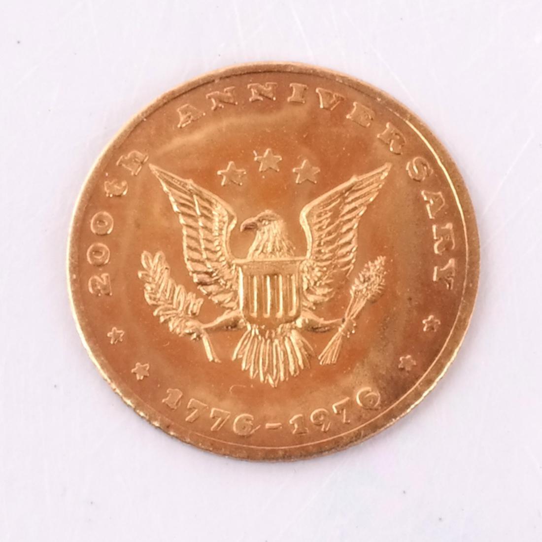 1999 Gold Eagle, Bicentennial, Kennedy - 3