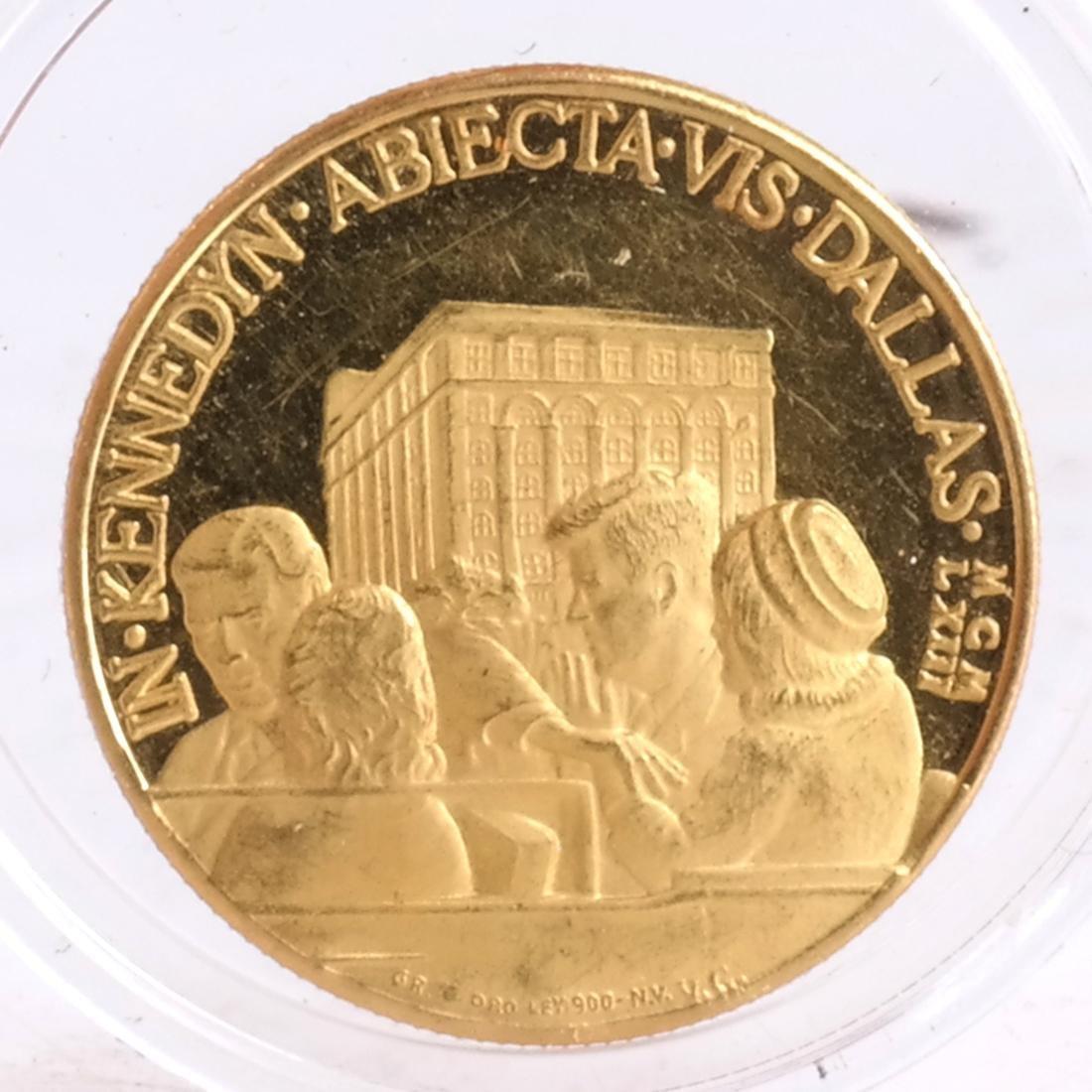 1999 Gold Eagle, Bicentennial, Kennedy - 5