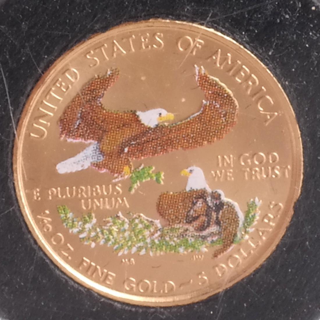 1999 Gold Eagle, Bicentennial, Kennedy - 7