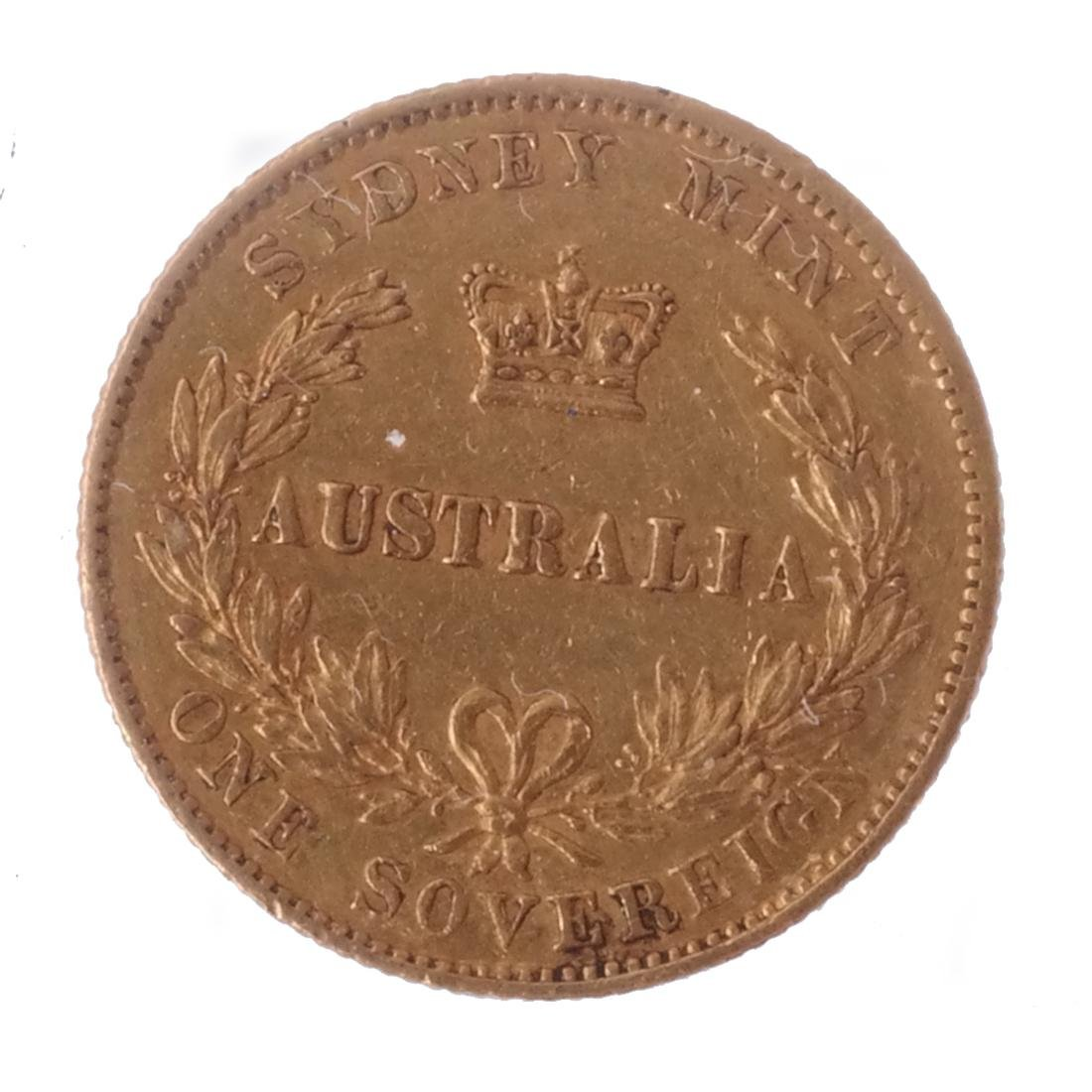 2 Gold, 10 Corona Austria, 1 Australia - 3