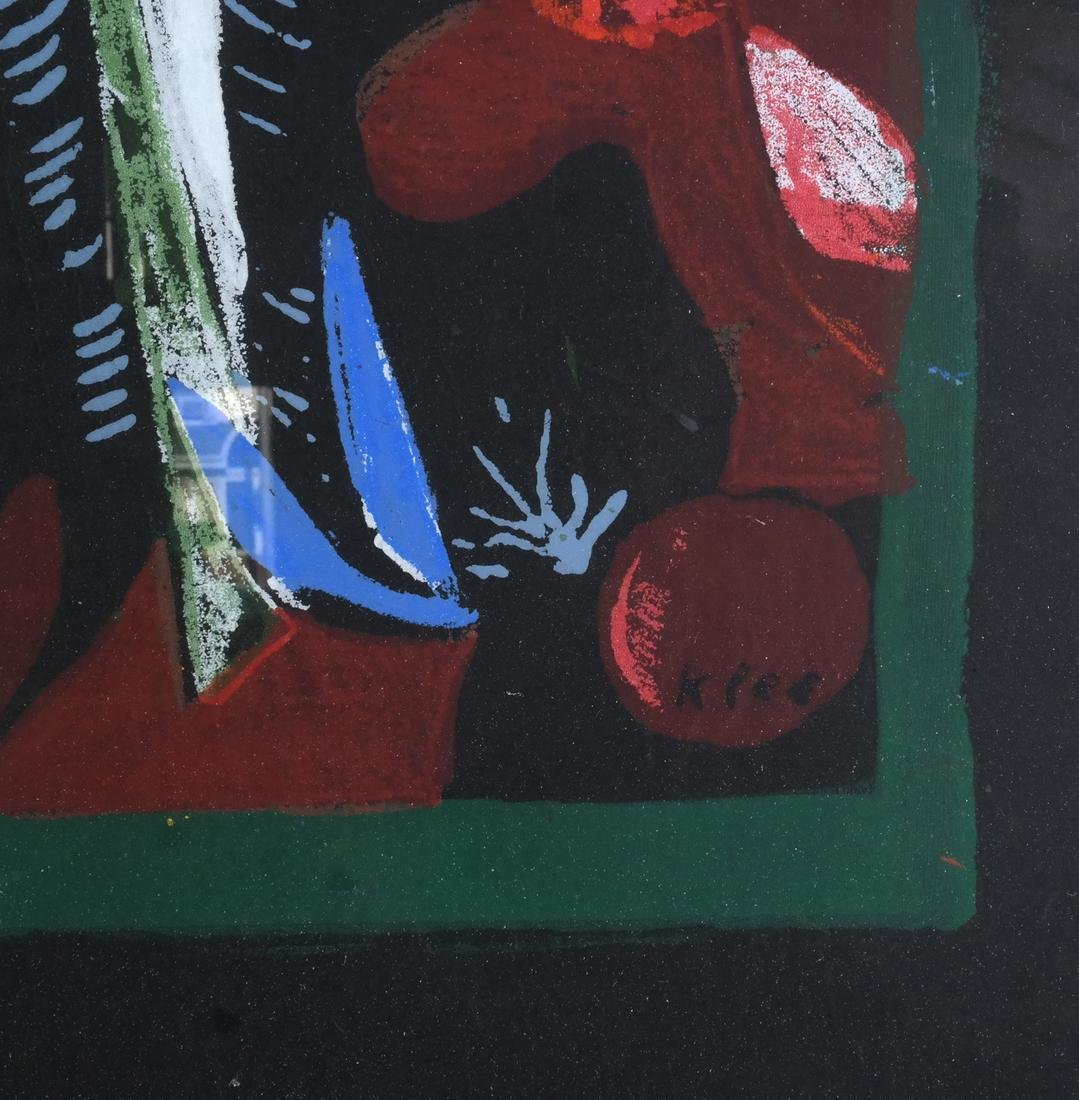 Paul Klee: Birds, Abstract Lithograph - 5