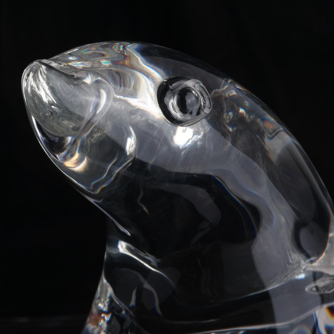 Steuben Glass Seal - 3