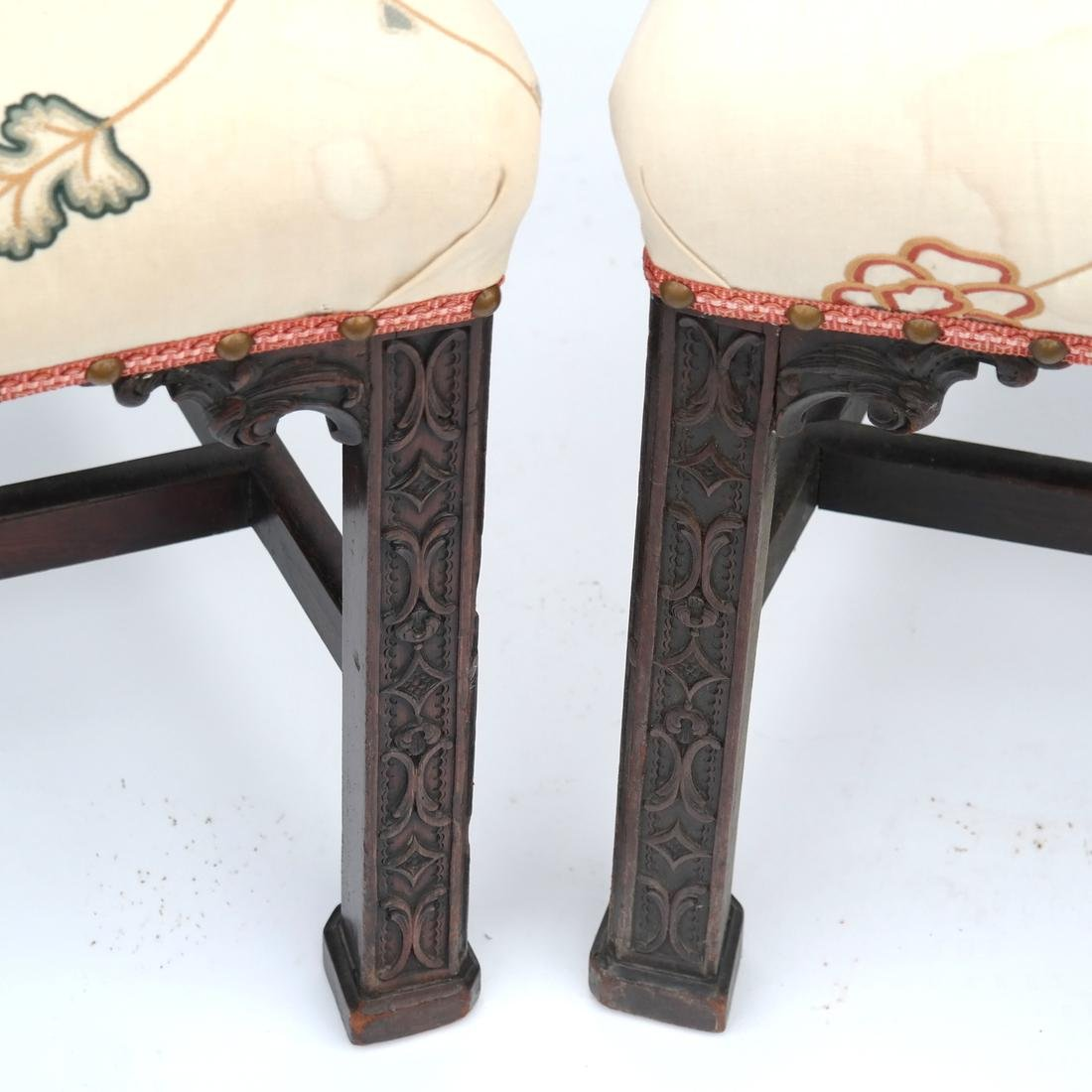 Pair of Antique American Side Chairs - 2