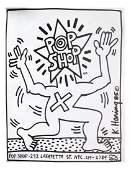 Keith Haring: Poster, Pop Shop