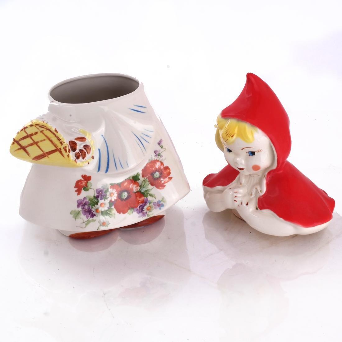 American Pottery: Cookie Jar - 5