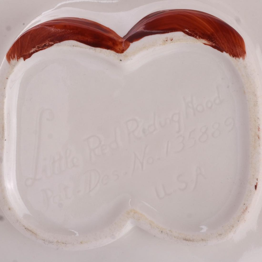 American Pottery: Cookie Jar - 6