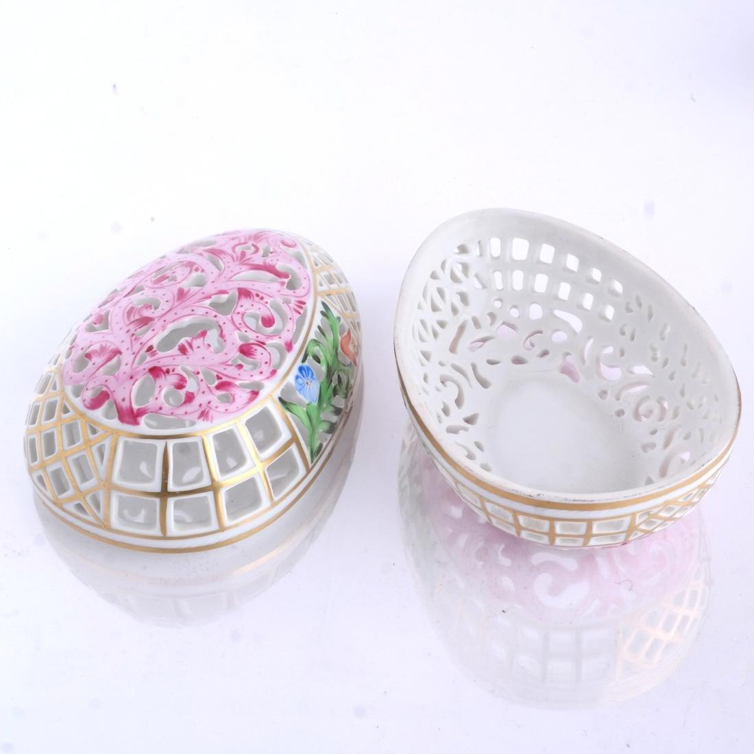 Herend Porcelain Decorative Articles - 5