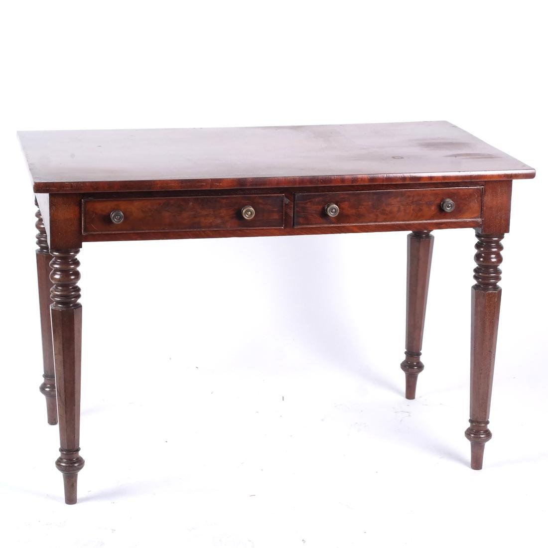 Antique English Desk/Writing Table
