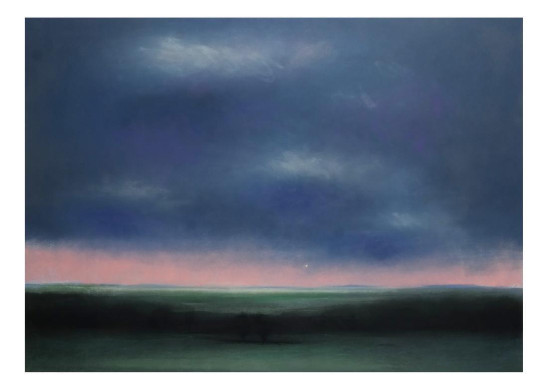 John B. Stockwell: Evening Near Avalon