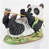 Boehm Porcelain Figure of Panda Bear