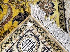 Chinese Silk Rug
