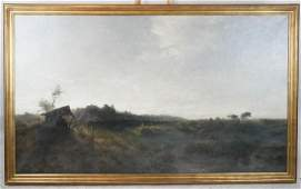 Joseph WENGLEIN Landscape OC