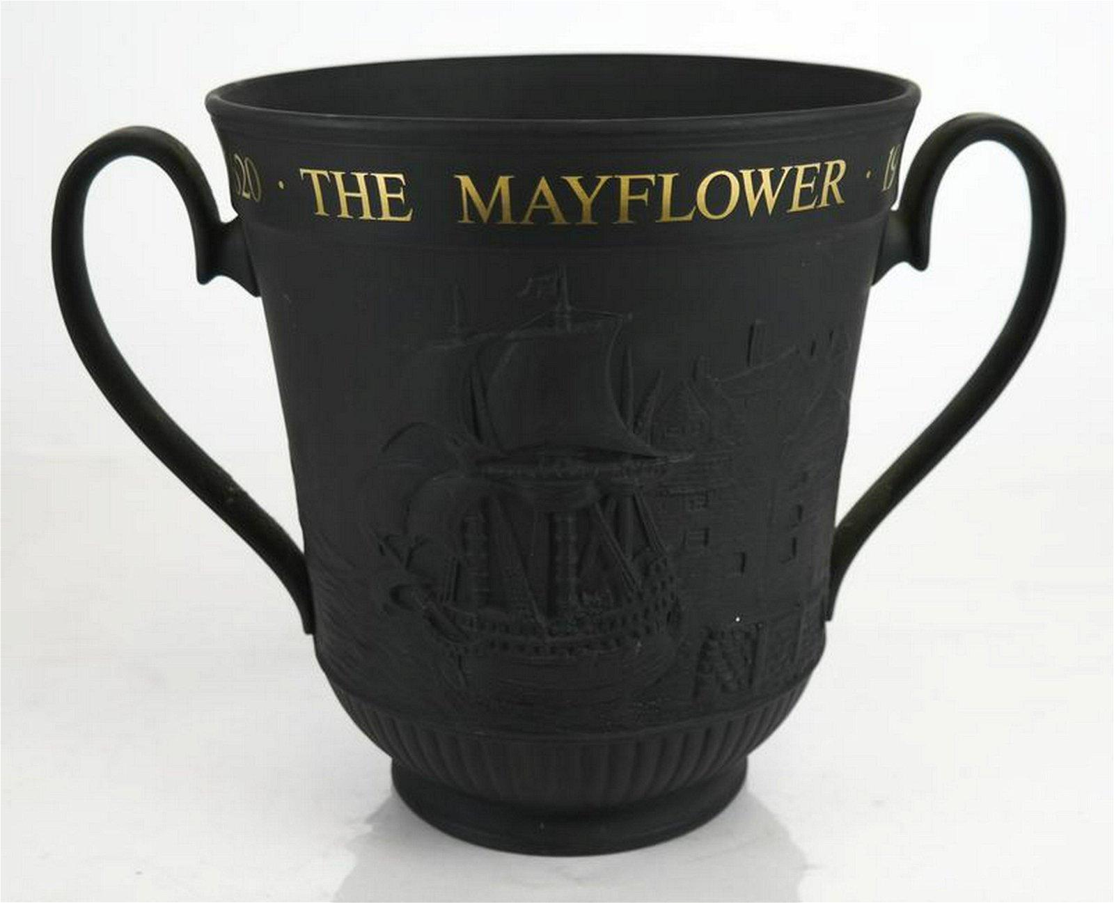 Royal Doulton Commemorative Porcelain Cup