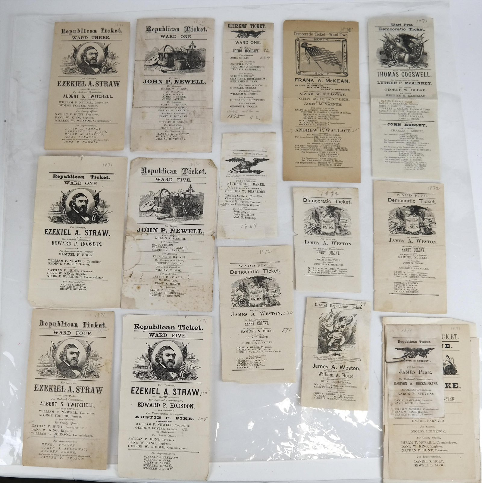 Early Party Campaign Tickets