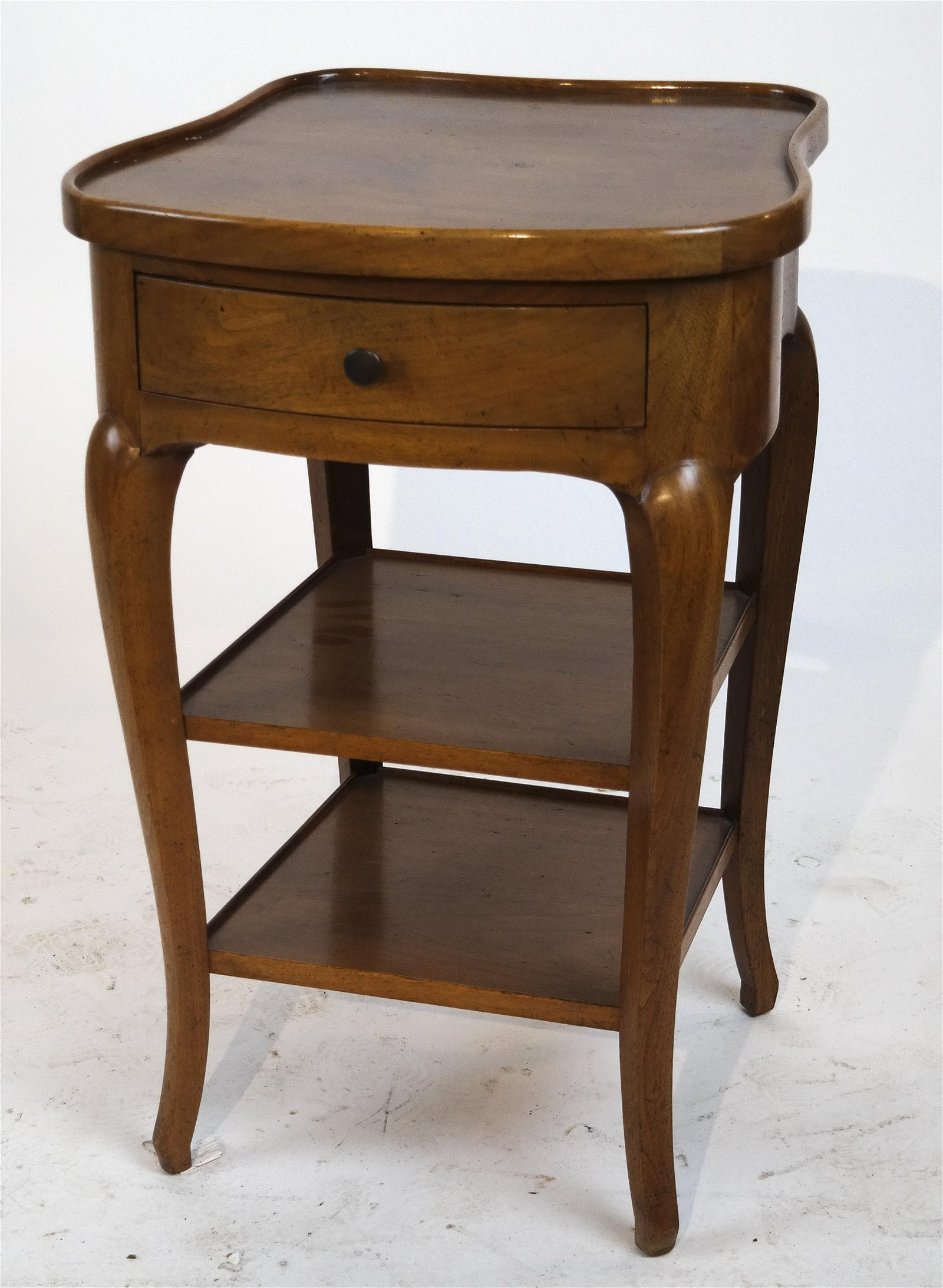 Don Ruseau LXV Provincial-Style Side Table